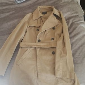 The Limited trenchcoat